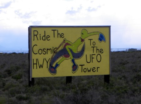 Colorado Cosmic Highway