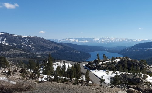 Donner Summit Bridge