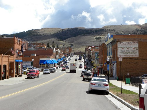Downtown Cripple Creek, Colorado